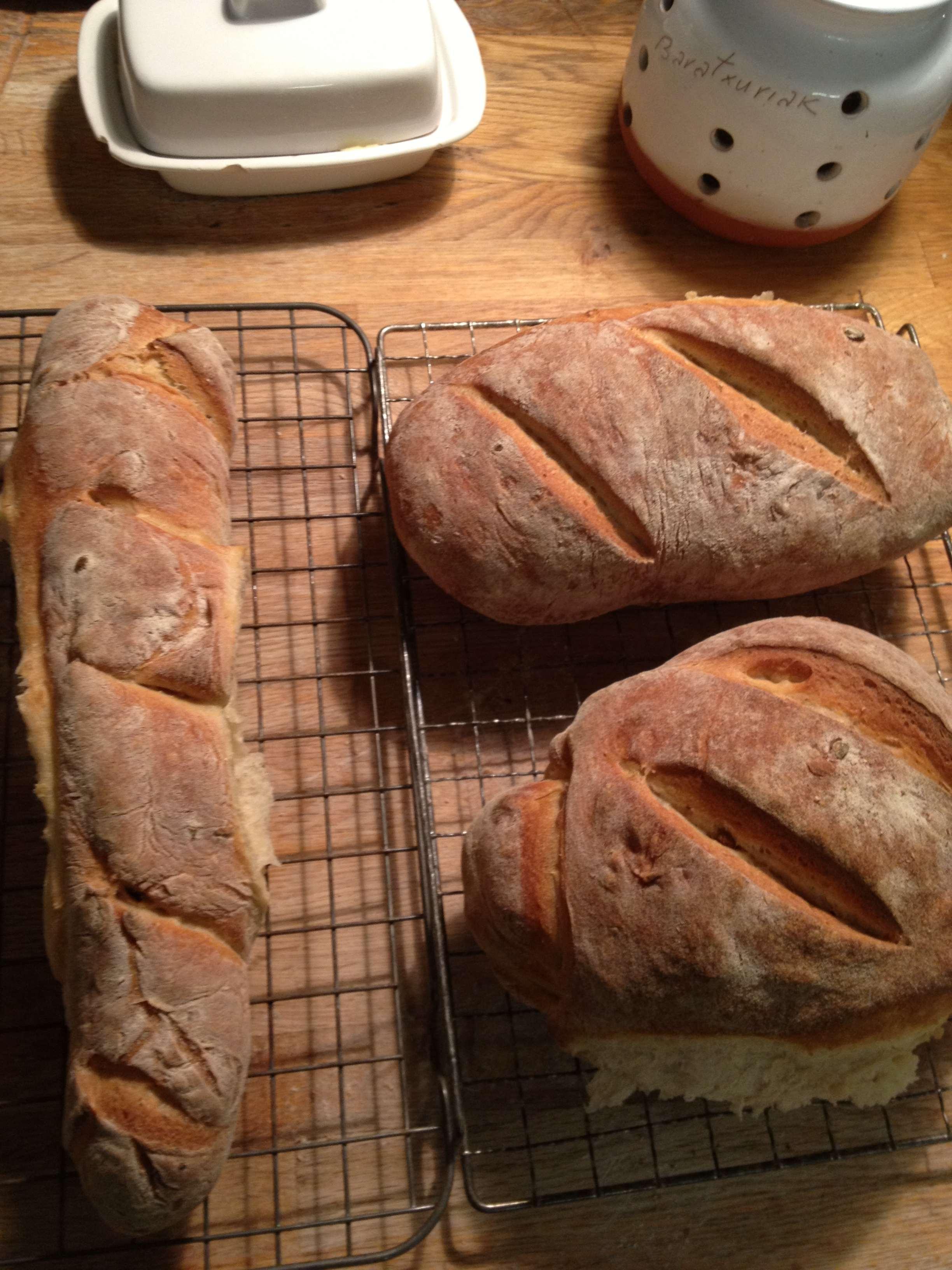Artisan baking!